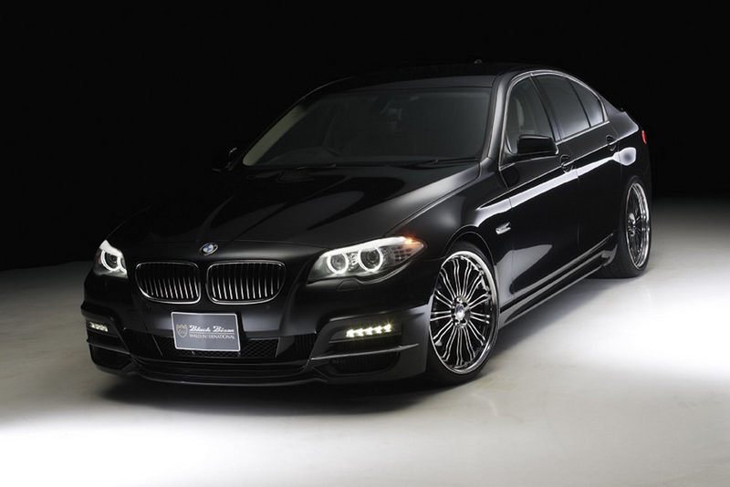 2011 BMW 5-Series F10 'Black Bison' by Wald International