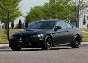 2011 BMW M3 Frozen Black Edition - image 405568