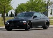 2011 BMW M3 Frozen Black Edition - image 405569