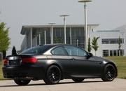 2011 BMW M3 Frozen Black Edition - image 405551