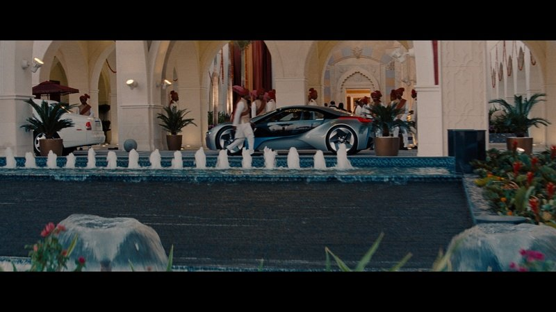 BMW Vision EfficientDynamics stars in Mission: Impossible 4 – Ghost Protocol