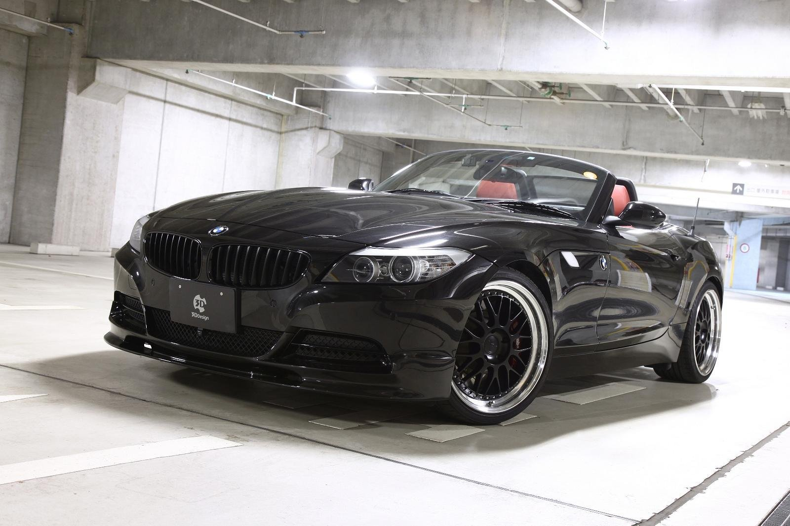 2011 Bmw Z4 By 3d Design Review Top Speed