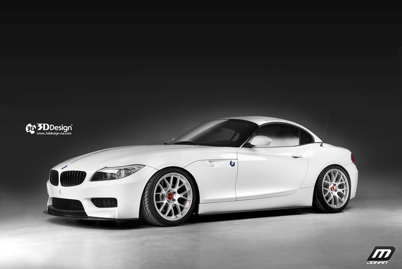 2011 BMW Z4 for North America by 3D Design