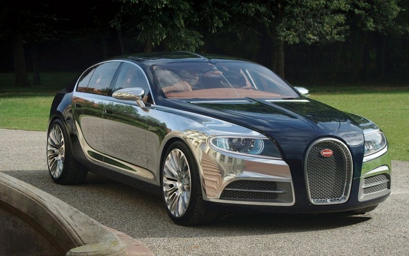 Bugatti Galibier will go into production as the Royale