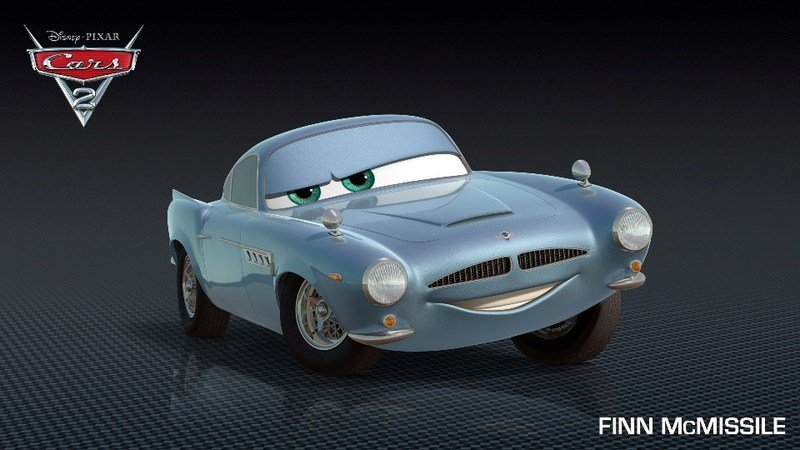 Cars 2 character vehicles to race at Goodwood