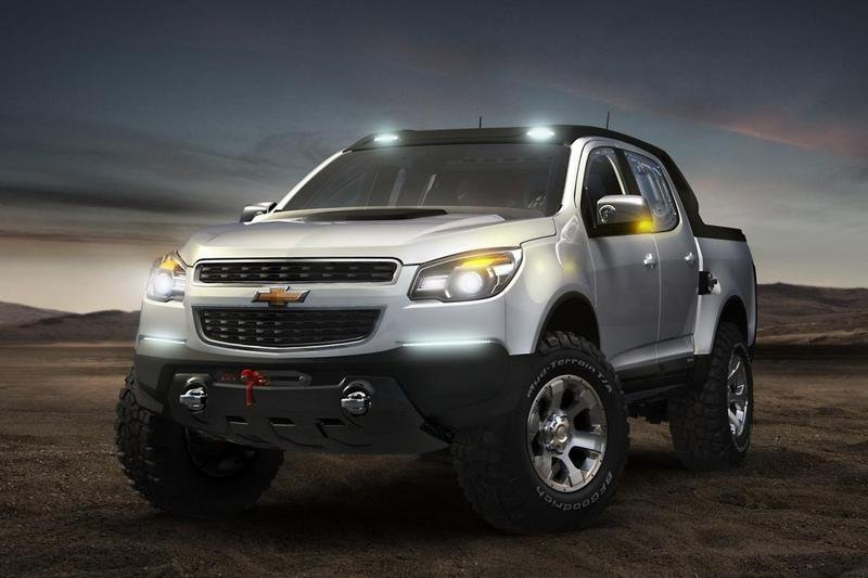 GM Considers Ford Raptor Competitor