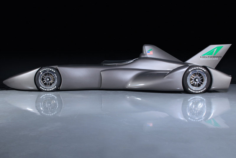 2012 DeltaWing Concept Sportscar High Resolution Exterior - image 406492