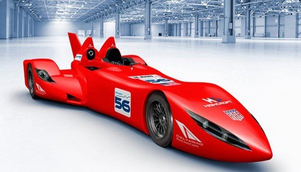 2012 DeltaWing Concept Sportscar Review  Top Speed
