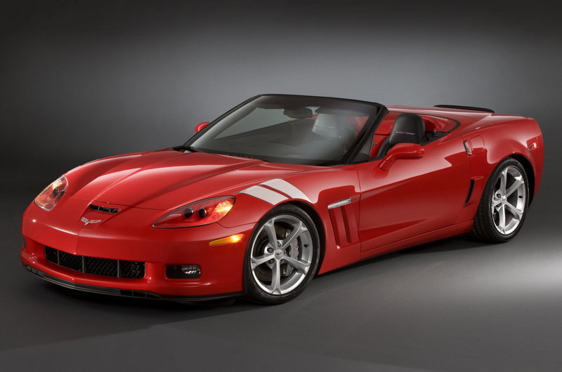 Do you want to win a Corvette Grand Sport?