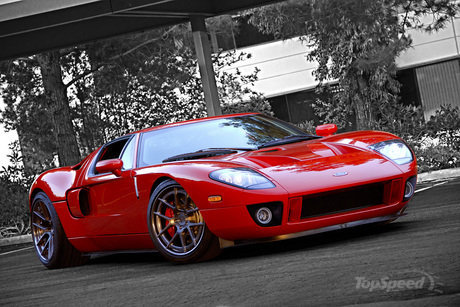 Ford GT by AE Performance
