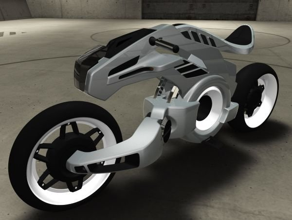 Jeep Cross Bike Concept - Picture 407019 | motorcycle News @ Top Speed