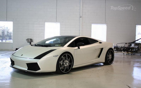 Lamborghini Gallardo SE Twin-Turbo by Bradan