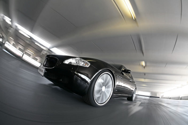 2011 Maserati Quattroporte by MR Car Design