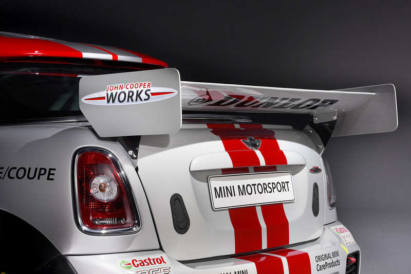 2011 MINI John Cooper Works Coupe Endurance
