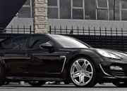 Porsche Panamera Styling Package by Kahn Design