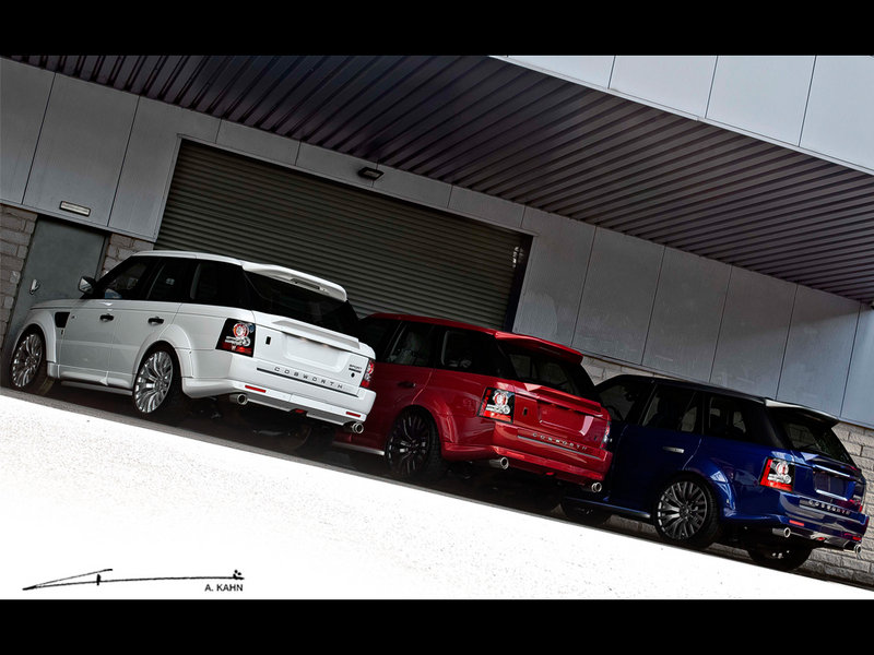2011 Range Rover Sport Patriotic by Project Kahn