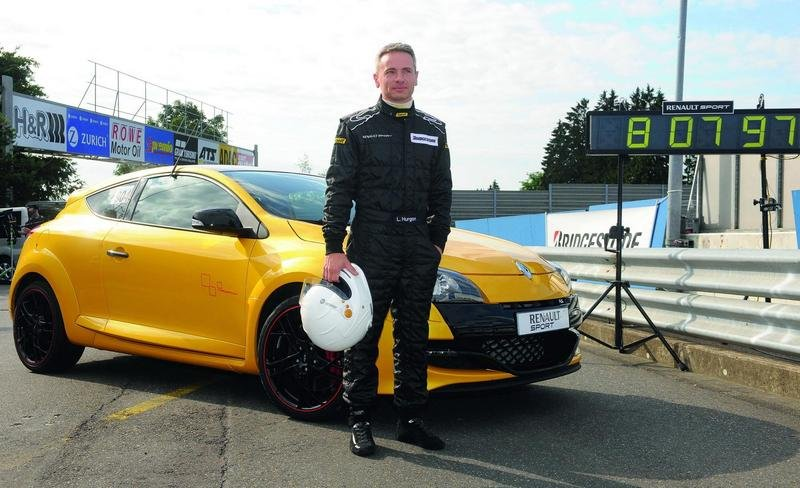 Renault Megane RS 265 Trophy smashes Nurburgring front-wheel drive lap time record