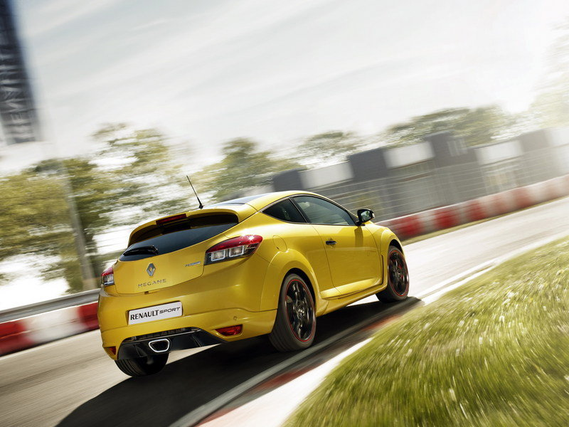 2011 Renault Megane RS 265 Trophy High Resolution Exterior - image 405507