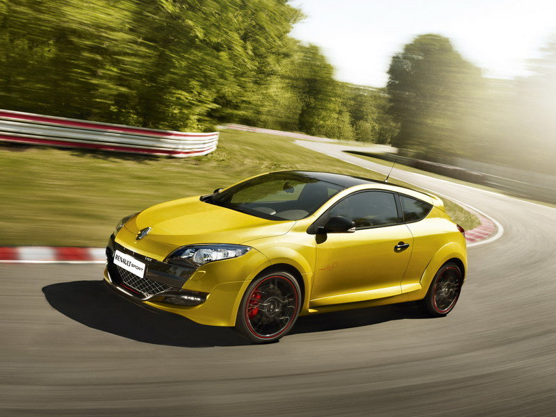 2011 Renault Megane RS 265 Trophy High Resolution Exterior - image 405504