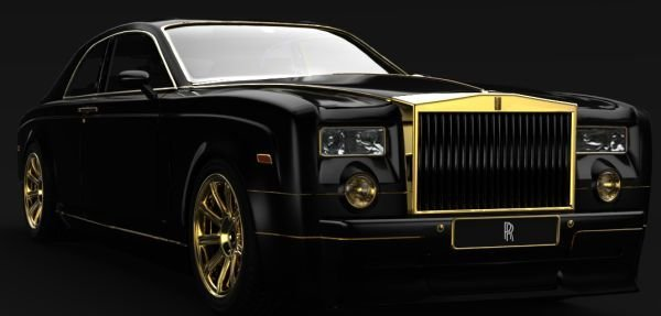 2011 rolls royce phantom tb gold edition design study review top speed. Black Bedroom Furniture Sets. Home Design Ideas