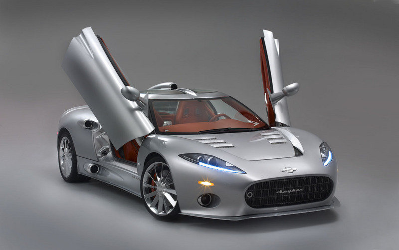 Spyker Cars becomes Swedish Automobile