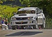 Subaru WRX STI Isle of Man TT Mark Higgins