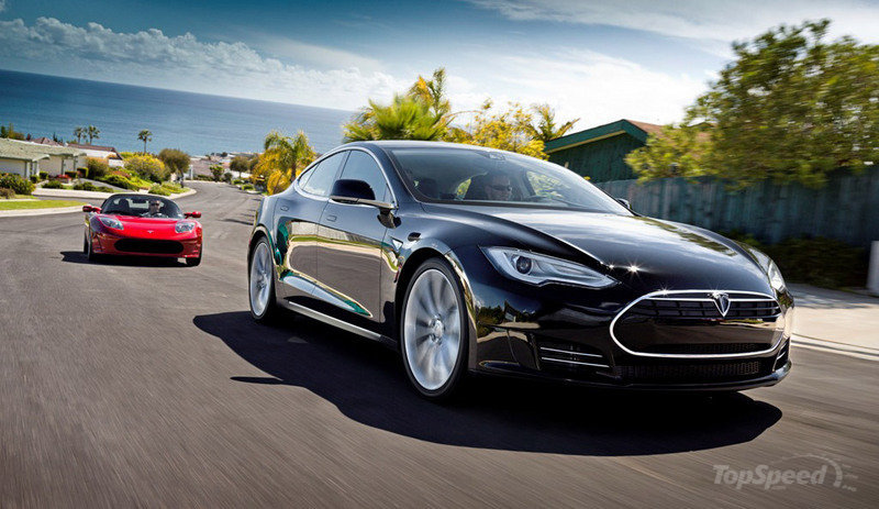 2012 Tesla Model S High Resolution Exterior - image 404936