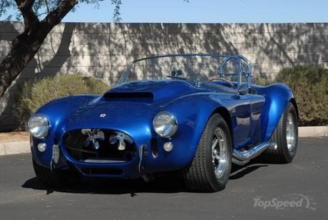Despite Its Streamlined Sports Car Looks The 1967 Shelby Cobra 427 Super Snake Had Pulse Of American Muscle Coursing Through Veins