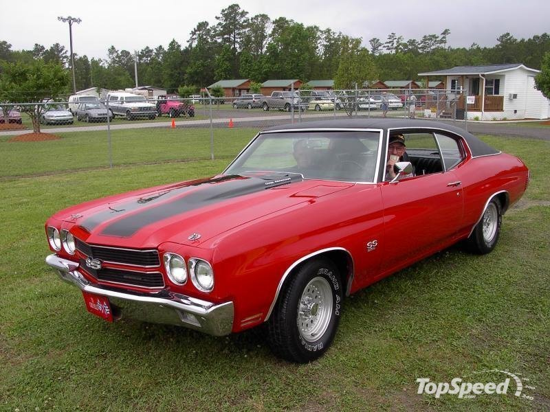 The Top Muscle Cars of the 60s and 70s
