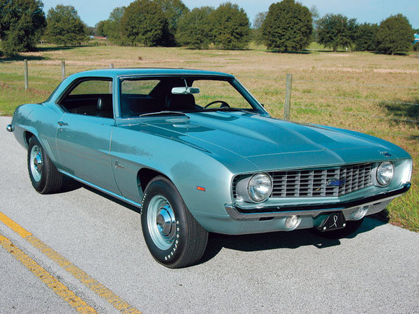 The Top Muscle Cars Of The 60s And 70s | car News @ Top Speed