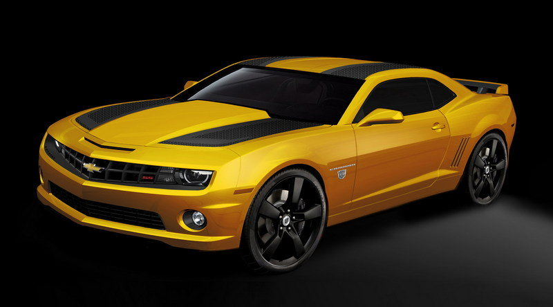2012 Chevrolet Camaro Transformers Edition High Resolution Exterior Wallpaper quality - image 407231