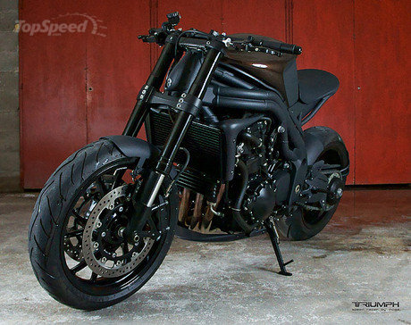 triumph speed triple impoz speed racer picture