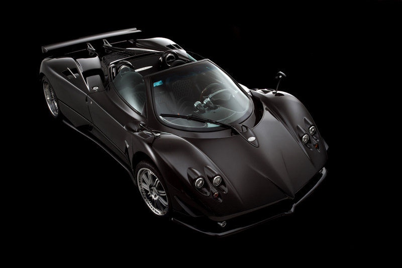 2011 Pagani Zonda F Roadster Clubsport Final Edition