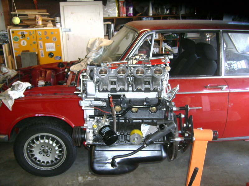 1968 BMW 2002: The product of a father/son build