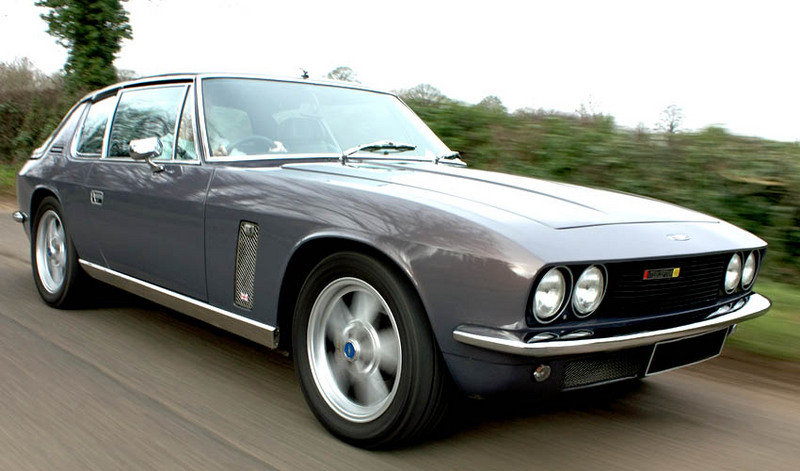 2014 Jensen Interceptor R