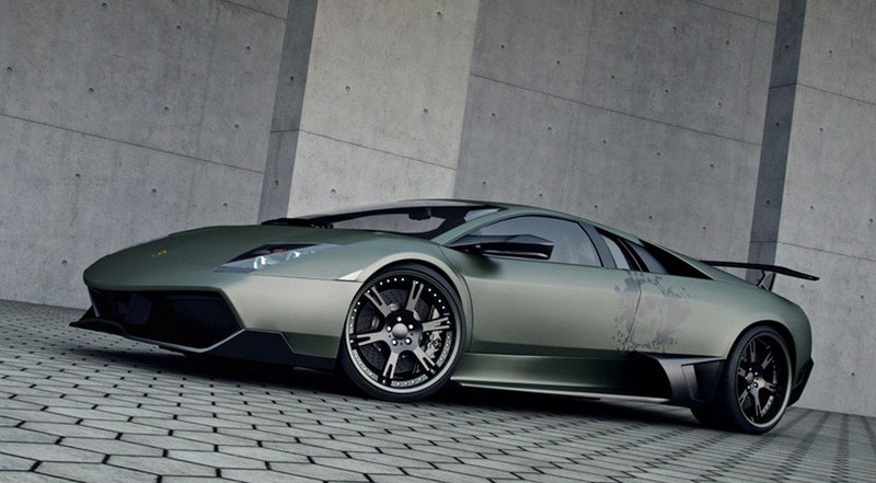 2011 Lamborghini Murcielago LP720-4 Final Edition by Wheelsandmore