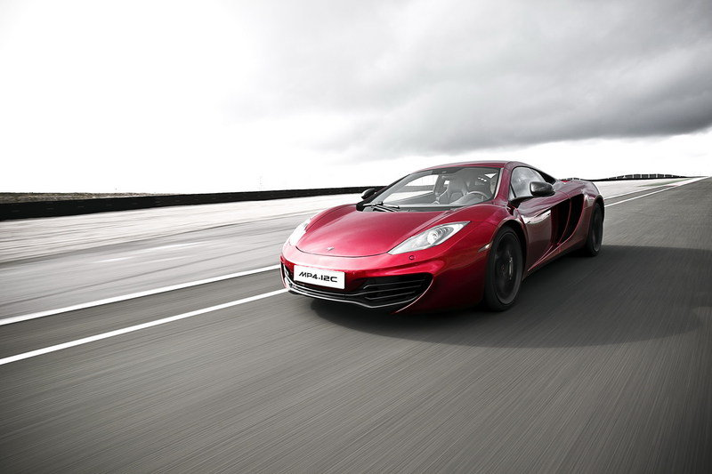 2011 - 2013 McLaren MP4-12C High Resolution Exterior Wallpaper quality - image 408060