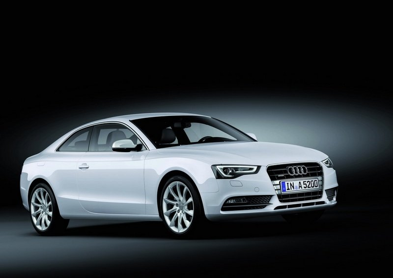 2008 - 2012 Audi A5 Coupe High Resolution Exterior - image 408945