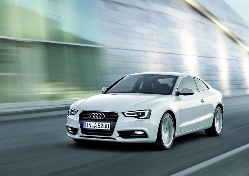 2008 - 2012 Audi A5 Coupe High Resolution Exterior Wallpaper quality - image 408942