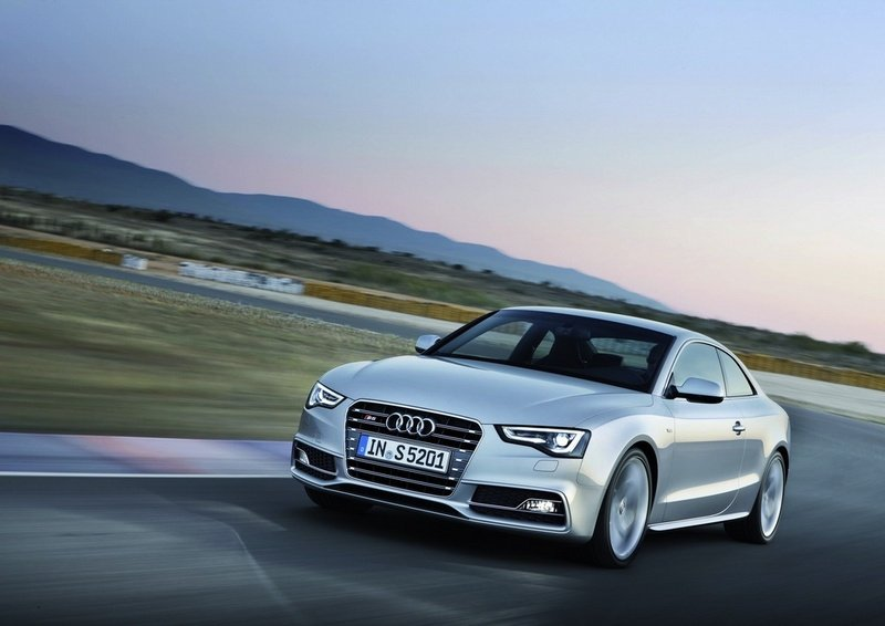 2012 Audi S5 Coupe High Resolution Exterior - image 408836