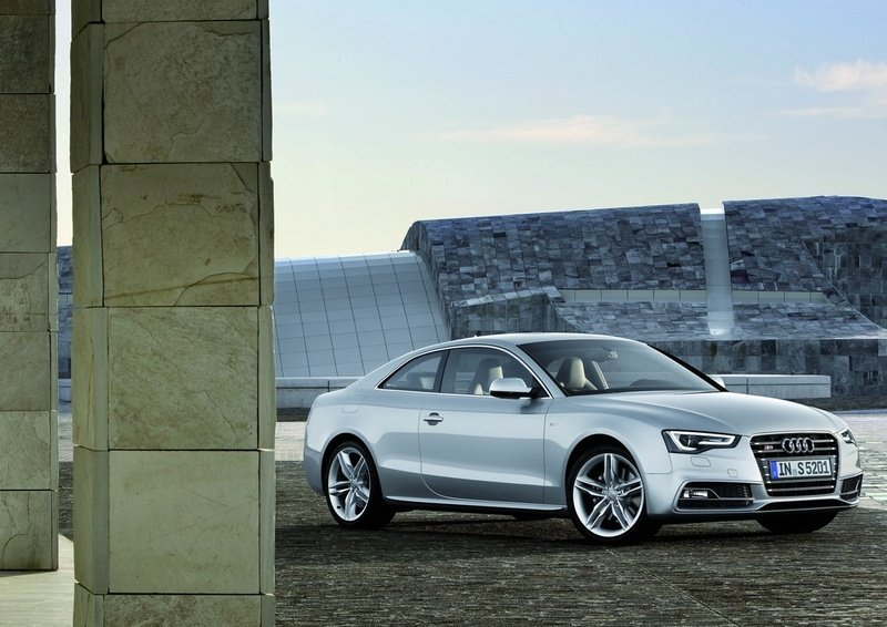 2012 Audi S5 Coupe High Resolution Exterior - image 408838
