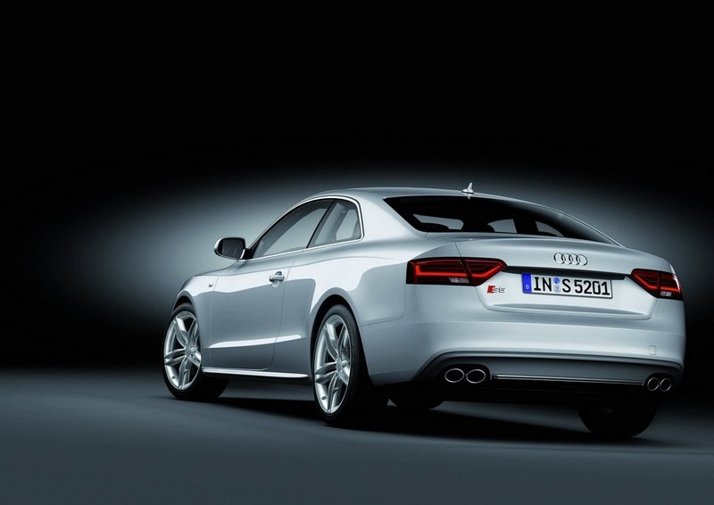2012 Audi S5 Coupe High Resolution Exterior - image 408841