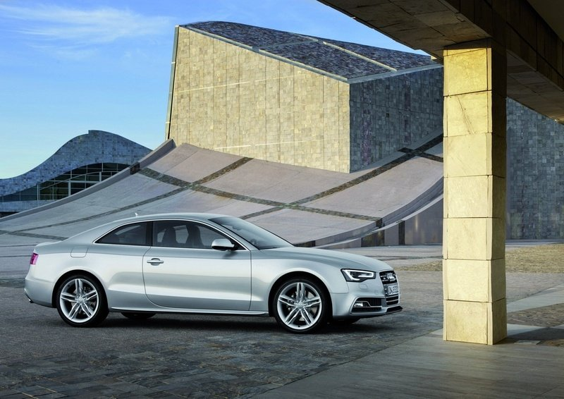 2012 Audi S5 Coupe High Resolution Exterior - image 408843