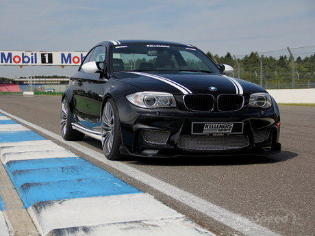 BMW 1-Series M Coupe by Kelleners Sport