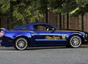 "2012 Ford Mustang ""Blue Angels"" Edition - image 409228"