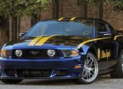 "Ford Mustang ""Blue Angels"" Edition"