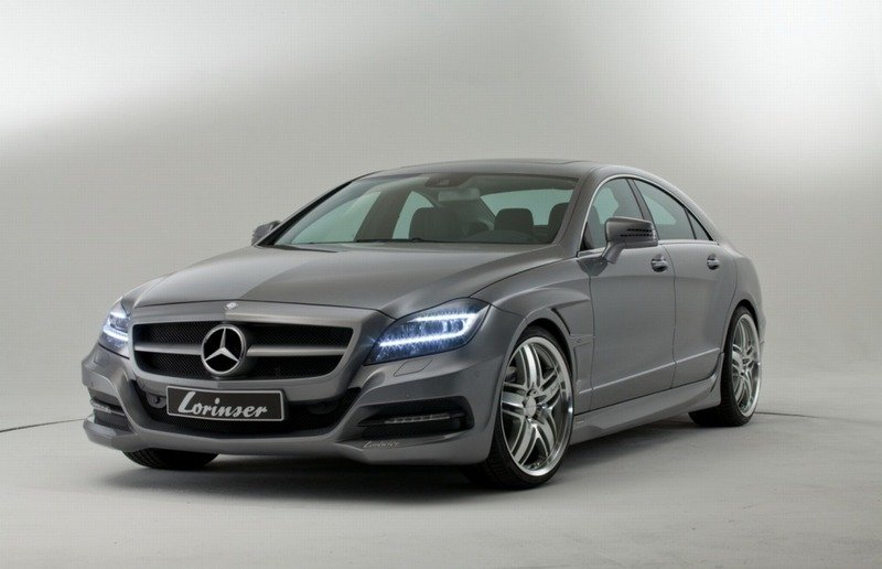 2012 Mercedes CLS by Lorinser