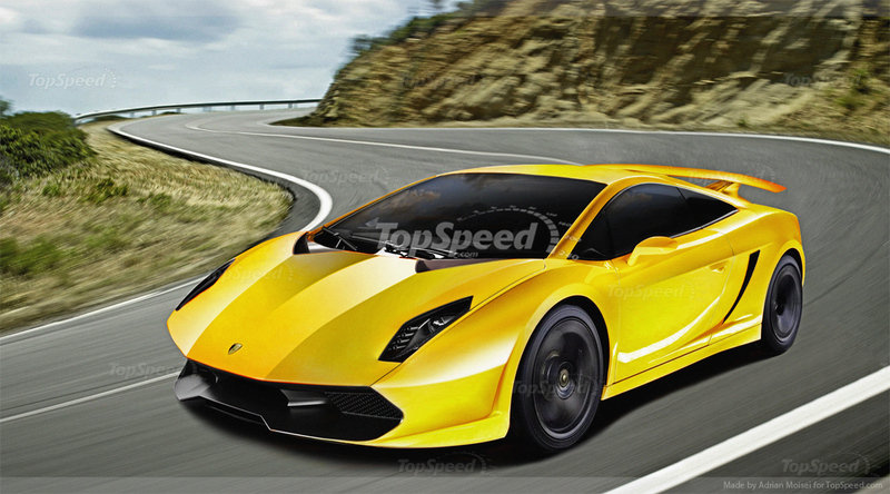 2015 - 2016 Lamborghini Huracán LP 610-4 Exterior Computer Renderings and Photoshop - image 409692