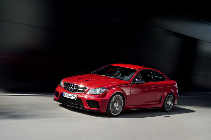 2013 Mercedes C63 AMG Black Series Coupe High Resolution Exterior - image 409742