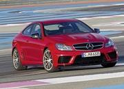 2013 Mercedes C63 AMG Black Series Coupe - image 409755